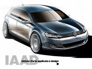 IAAD Master project 2011-2012: VW Golf year 2020