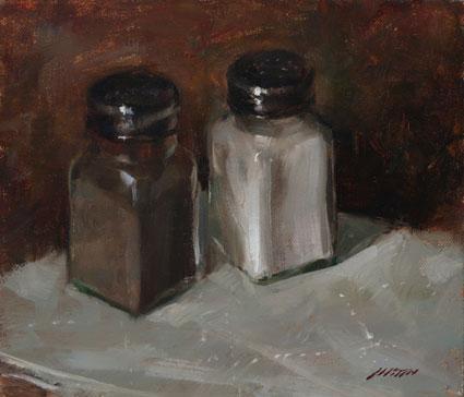 Help Japan Auction - Salt & Pepper Shakers