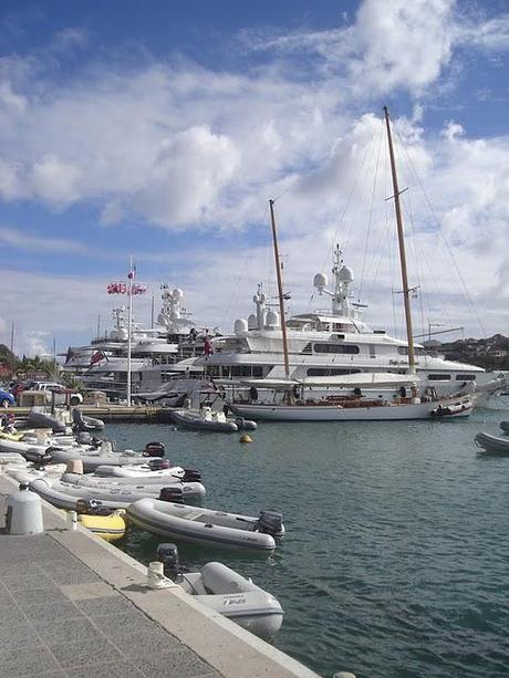 St Barthelemy - Playground Of The Haves
