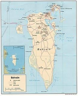 Where is Bahrain?