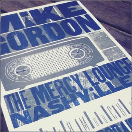 Mike Gordon 2011/03/18 poster