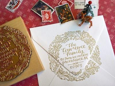 Fabulous Find: Primele Calligraphy Stamps
