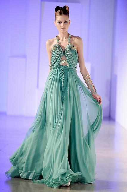 Fashion Spotlight:  Basil Coda Couture
