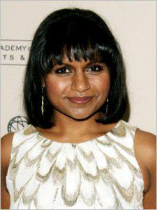 Top 11 Comedy Heroines: Mindy Kaling