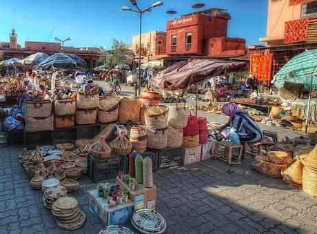 Honeymoons in Morocco