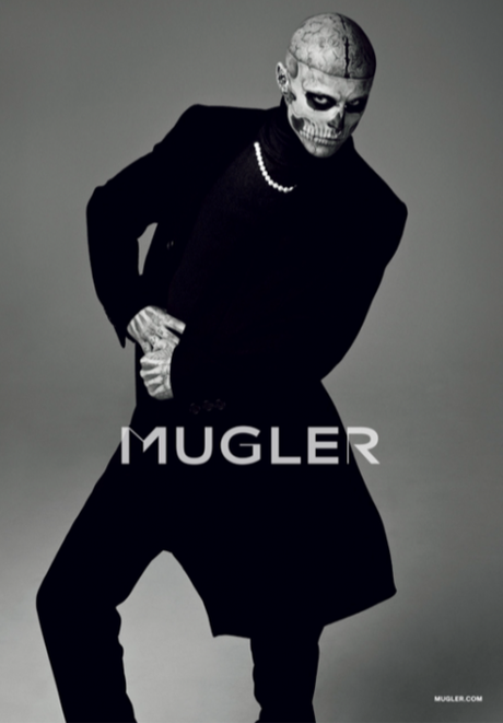 The Photos from the Latest Thierry mugler campaign are just too...