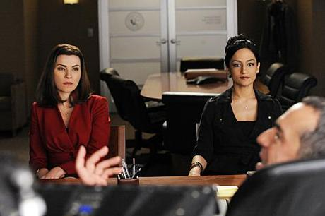 """Review #2415: The Good Wife 2.18: """"Ham Sandwich"""""""