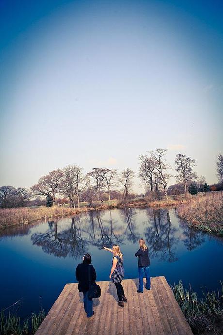 Styal Lodge wedding venue visit in Cheshire
