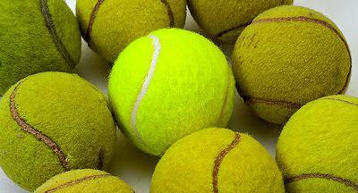 Ten Creative New Uses For Old Tennis Balls