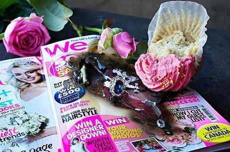 wedding blogs vs magazines in the uk burnt wedding magazine
