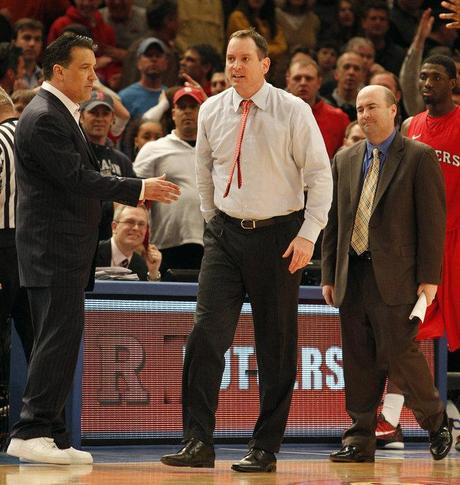 Rutgers robbed by St Johns