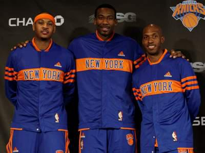 New York Knicks fresh new faces get job done