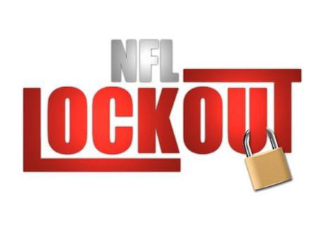 Picture of an NFL Lockout