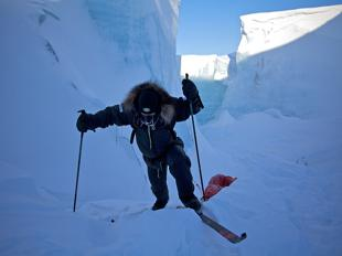 North Pole 2011: Ben's Headed Home For Tea