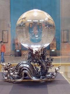 And I Gazed Into A Crystal Ball