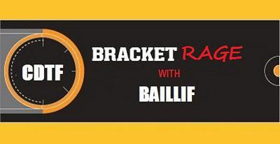 Bracket Rage with Baillif before the Sweet Sixteen!
