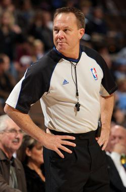 NBA Refs vs. Writers. Or, Bill Spooner is not a happy camper.