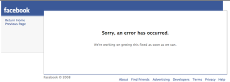 Poor, Little Kwami and the Amusing/Evil Professor: Another Tale of Facebook Failure