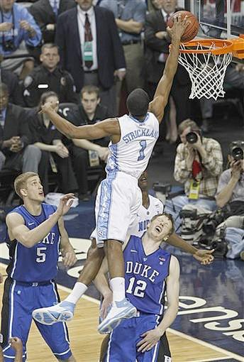 Live from New York, it's… Duke vs. UNC for the ACC Championship.