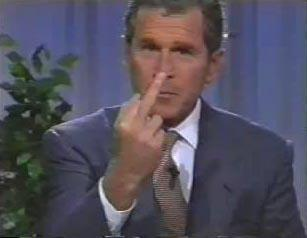 Lebron James is my George W. Bush.