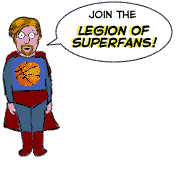 Lebron James is my George W. Bush.