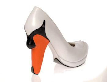 Footwear Design By Kobi Levi