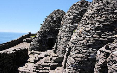 Skellig Michael - Mysterious Monastery In The Atlantic