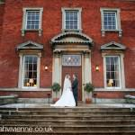 Kelmarsh Hall by Northampton wedding photographer Sarah Vivienne