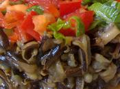 Wild Rice Salad with Dark Influence