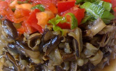 Wild Rice Salat