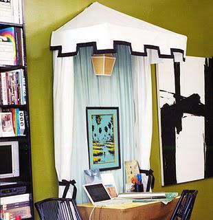 DIY :: bistro awning