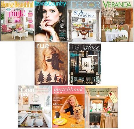 This week on The Skirted Round Table :: Digital + Print Magazines
