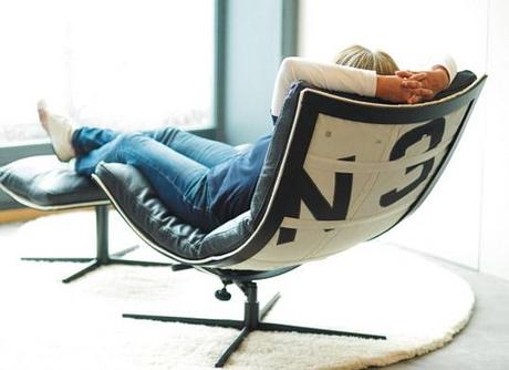the spinnaker chair