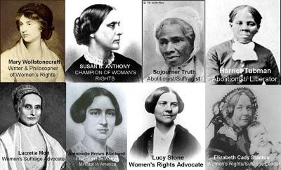 50 Fascinating Facts for Women's History Month