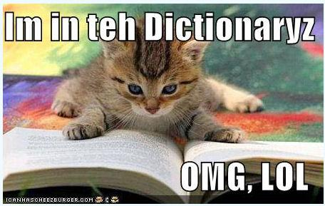 The Oxford English Dictionary Adds OMG And LOL As New Words