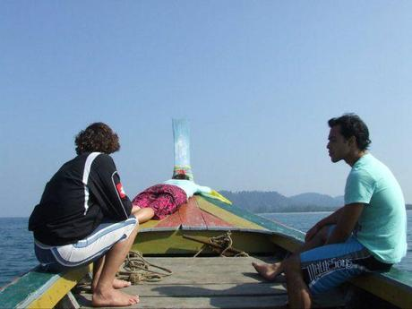 Thailand Sea Turtle Conservation & Community Project by Gonzalo Ortega