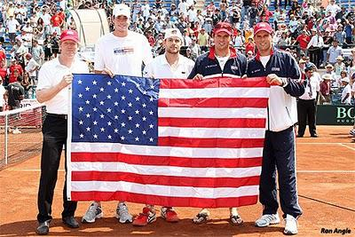 It's Official - Davis Cup Will Be In Austin!