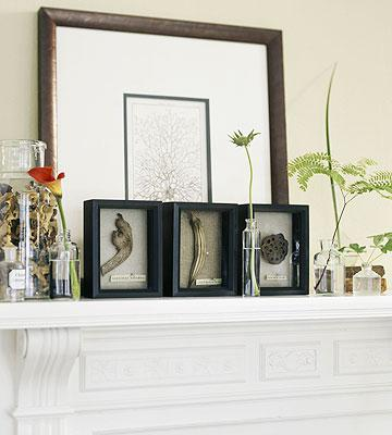 A month by month plan to get your home storage organized: March is for living room organization