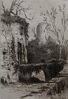 New York Etching Club: R. Swain Gifford