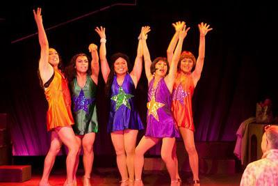 PETA's Care Divas back for encore performances, April 1-3