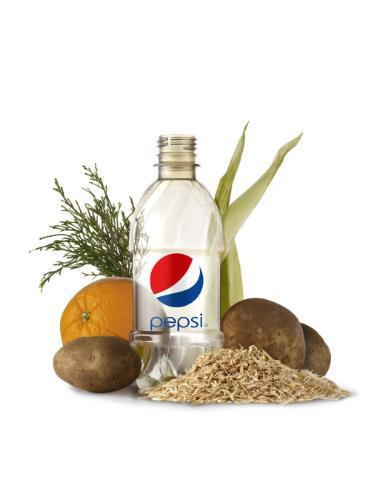 Pepsi Raises the Competition with Coca-Cola by Unveiling Entirely Plant-Based Bottle