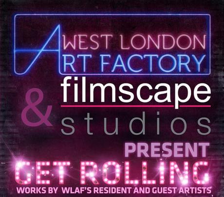 West London's Art Factory — Get's Rolling