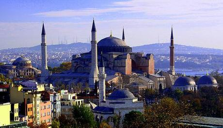 Turkey honeymoon