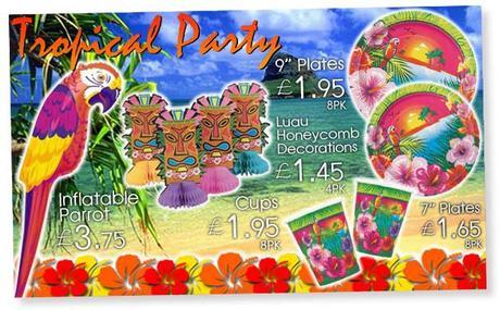 Creative, Imaginative and Entertaining Hawaiian Themed Party Ideas