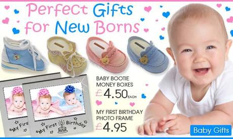 Perfect Gifts for 1st Bithdays & New Born Babies