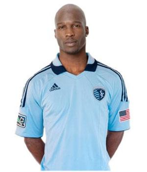 Chad Ochocinco Kansas City Sporting Sc Jersey