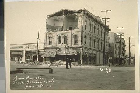 Earthquake Santa Barbara 1925 OAC 6