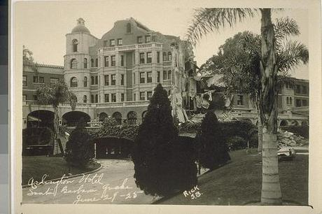 Earthquake Santa Barbara 1925 OAC 4