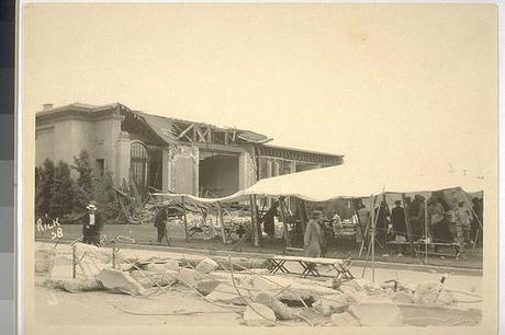 Earthquake Santa Barbara 1925 OAC 7