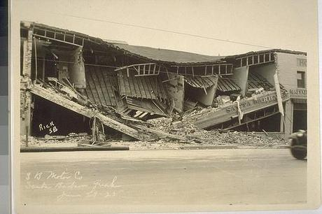 Earthquake Santa Barbara 1925 OAC 2